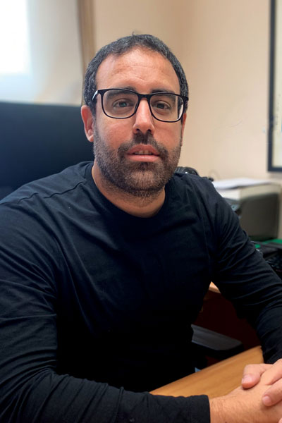Faculty Dr. Walid Marrouch